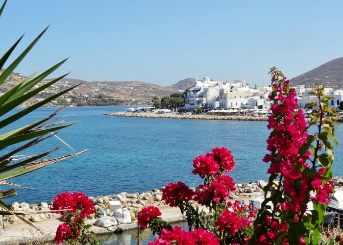 Unmissable View Spots in Paros
